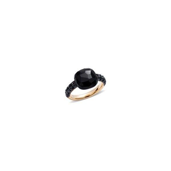 Pomellato Ring Capri (8.500 BRL) ❤ liked on Polyvore featuring jewelry, rings, pomellato, pomellato rings and pomellato jewelry