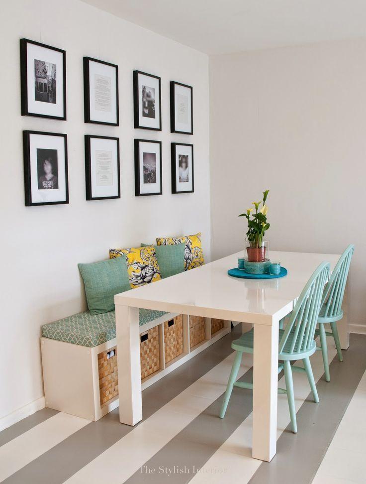 The Stylish Interior: Por #farmhousediningroom The Stylish Interior: Por - #interior #Por #Stylish