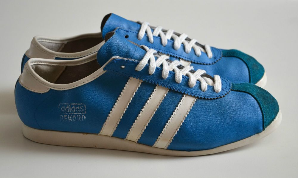 Adidas Rekord Vintage 70s 8.5 UK Deadstock in Clothes, Shoes   Accessories,  Men s Shoes, Trainers   eBay dc85b25805b0