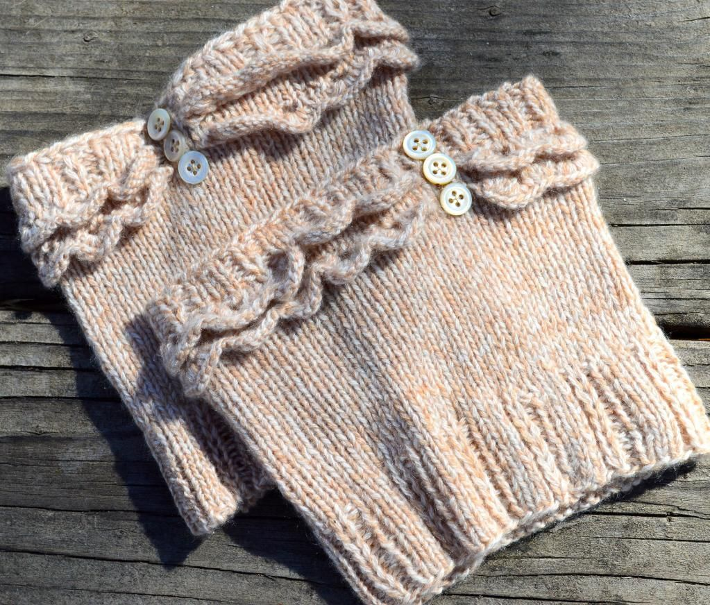 Wonderful Image of Free Knitting Patterns For Boot Toppers ...