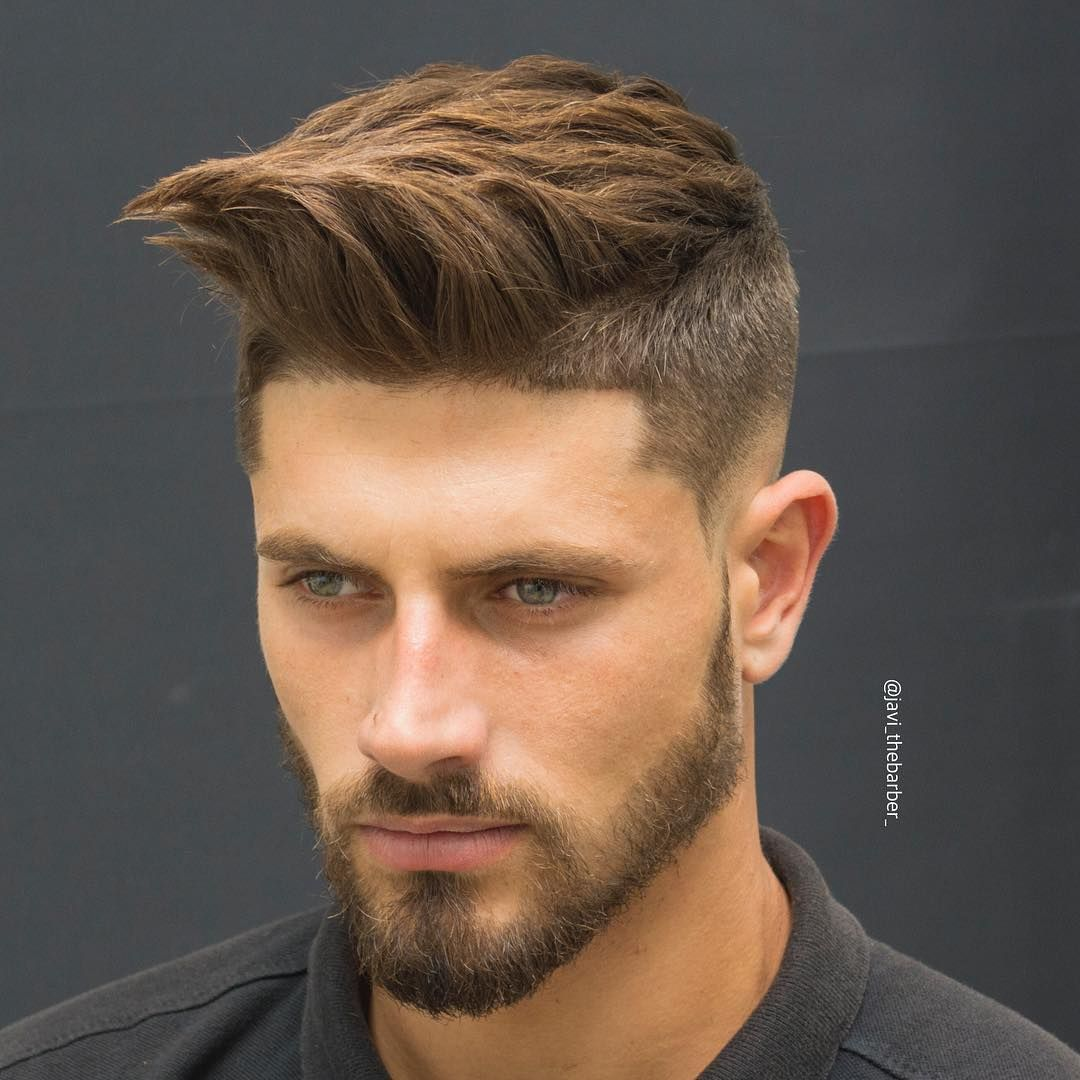 27 Cool Hairstyles For Men Funky Stylezz Hair Styles Haircuts