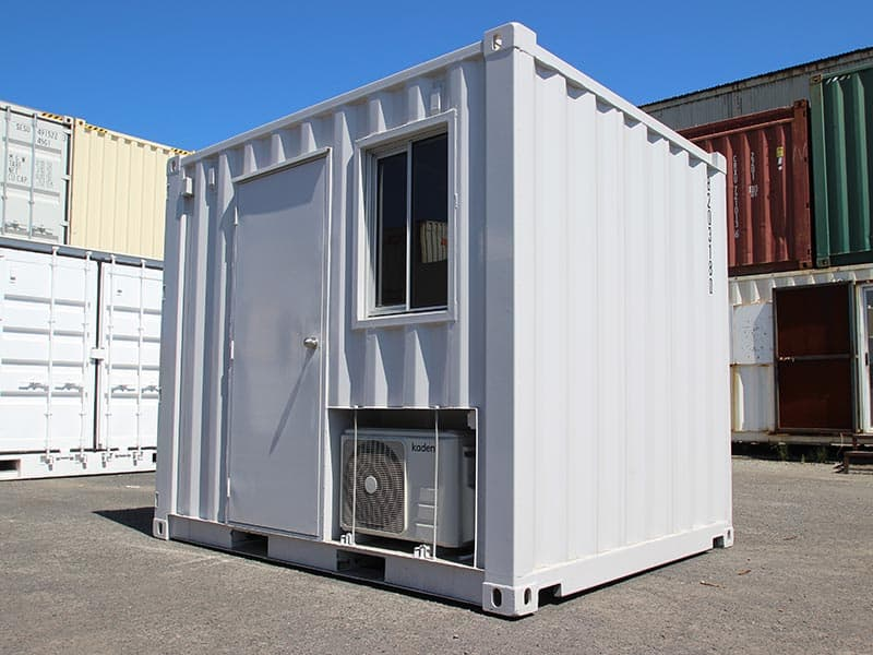 Take a look at this 10ft Resting Room Container which was