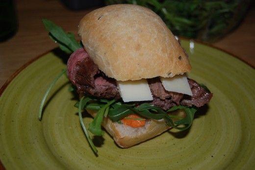 Flank Steak Sandwich Recipe