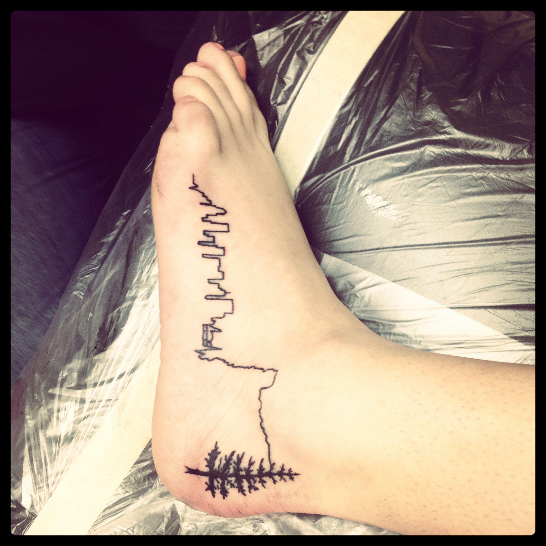 Portland Oregon Tattoo | DONE | Oregon tattoo, Tattoos, Portland tattoo