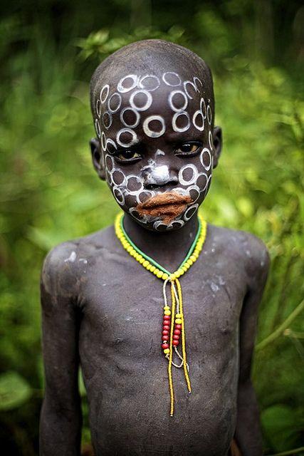 13 months of sunshine.  Ethiopian boyy