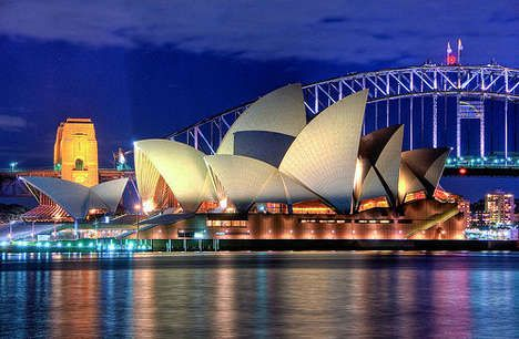 ~ Sydney...One of the most beautiful and exciting harbours in the world. The people were warm and inviting too! ~