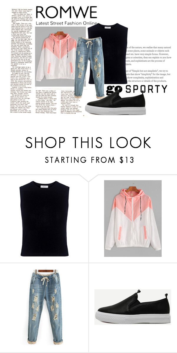 """go sporty"" by xdcarma ❤ liked on Polyvore featuring A.L.C."