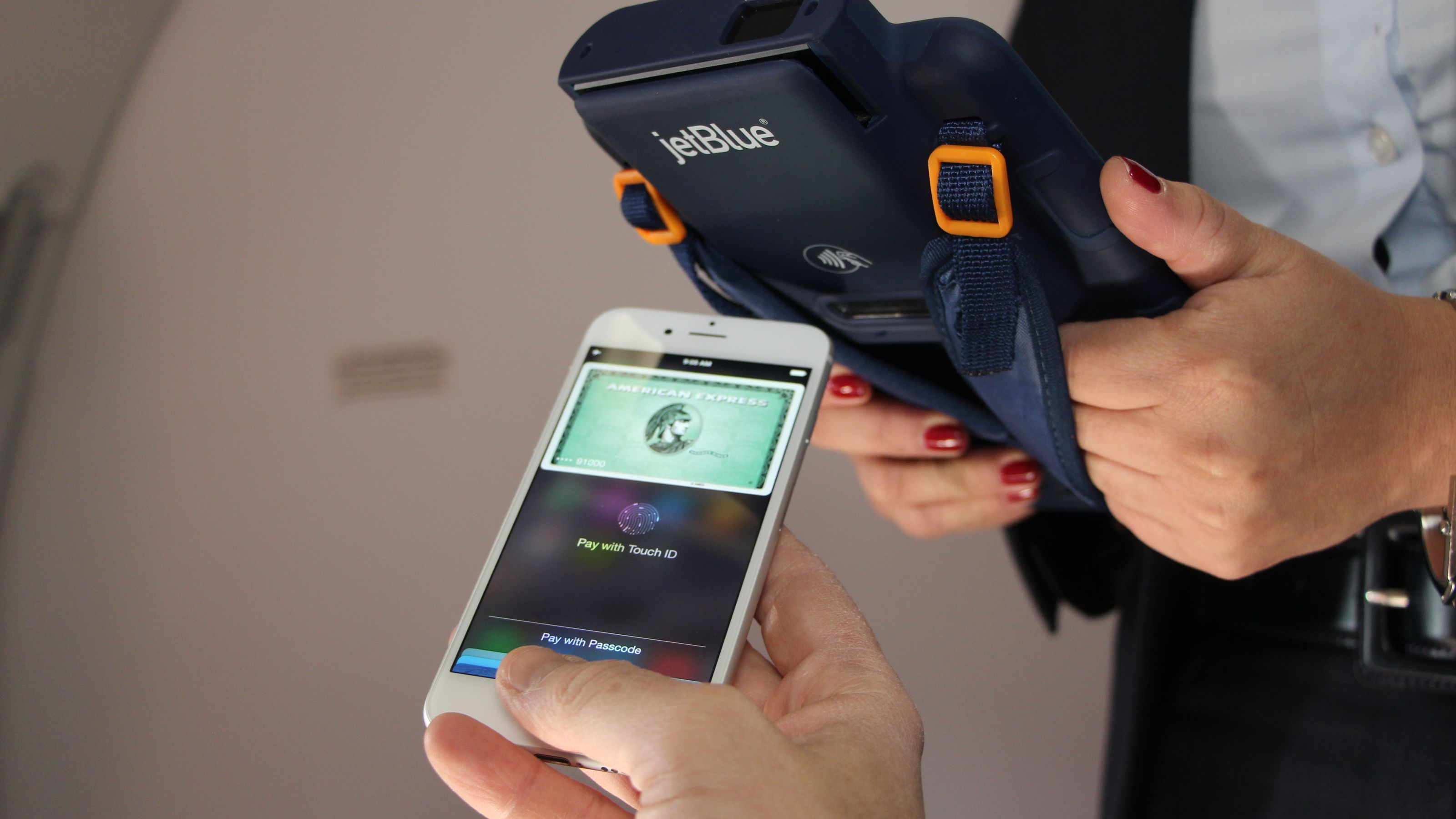 Apple Pay takes to the skies via JetBlue Apple, Airline