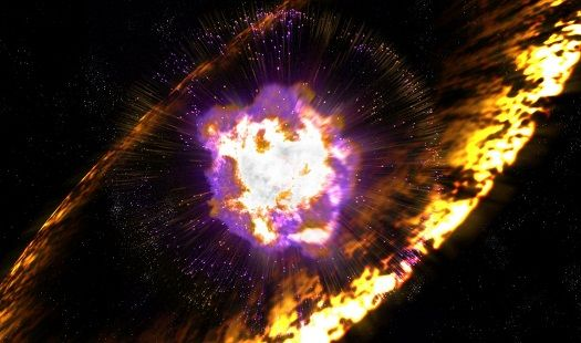 Tähdet ja avaruus: Kaksi miljoonaa vuotta sitten maapallolle satoi radioaktiivista ainetta