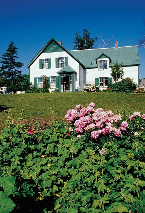 Anne Of Green Gables House Cavendish Prince Edward Island With