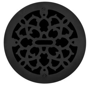 Cast Iron Round Floor Ceiling Or Wall