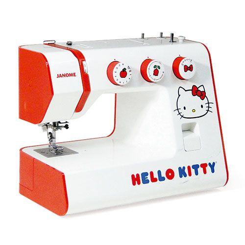 Máquina de Coser Hello Kitty 15822 | Cosas de hello kitty