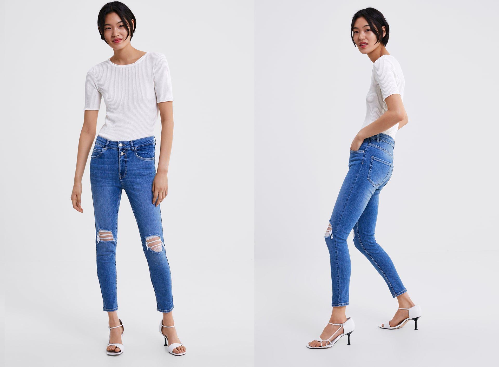 Vaqueros Y Jeans Para Mujer Nueva Coleccion Online Zara Colombia Jeans Mujer Zara Online Zara