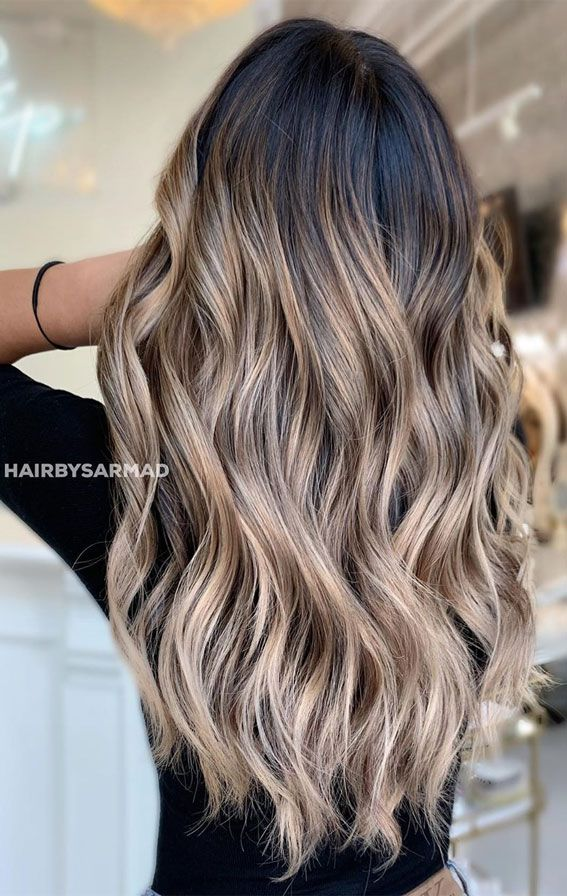 44 The Best Hair Color Ideas For Brunettes – beige