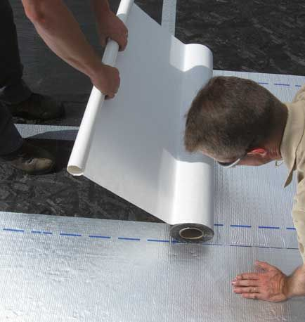 Mfm Peel And Stick Try This Roll Roofing Rv Roof Repair Roof Repair