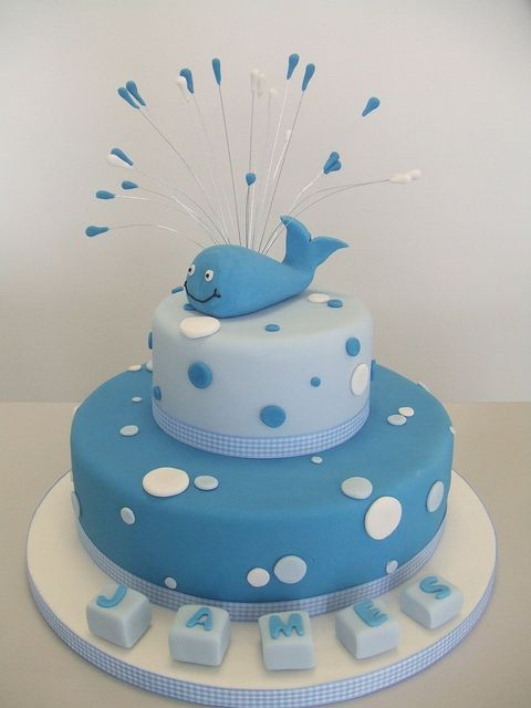 CAKE Blue whale Whale cakes Cake and Birthday cakes