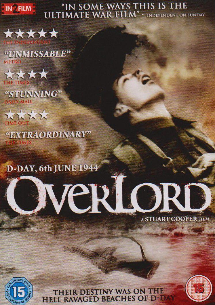 Overlord [DVD] [1975]: Amazon.co.uk: Nicholas Ball, Brian Stirner, Davyd Harries, Julie Neesam, Stuart Cooper: DVD & Blu-ray