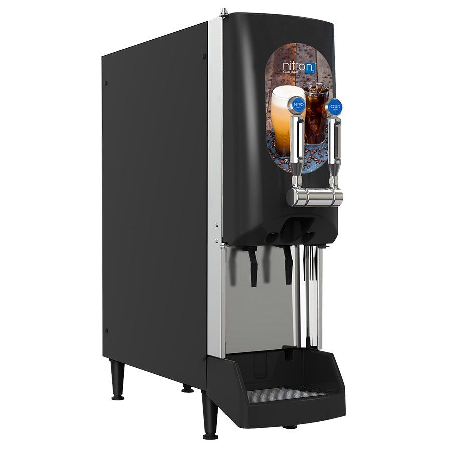 Bunn 51600 0018 Nitron Cold Draft Countertop Coffee Dispenser