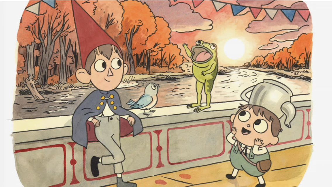 Pin by Maddie on Over the Garden Wall Zelda characters