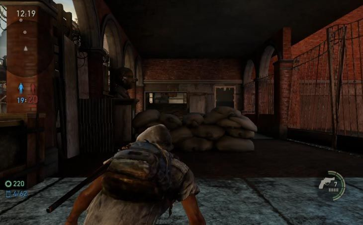 Have you downloaded The Last of Us map pack or installed patch 105