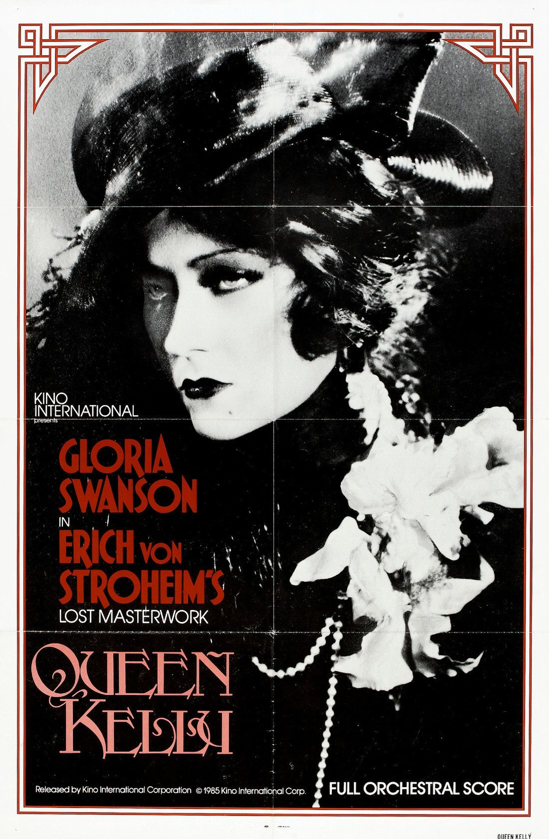 Queen Kelly 1929 Movie Posters Streaming Movies Free Full