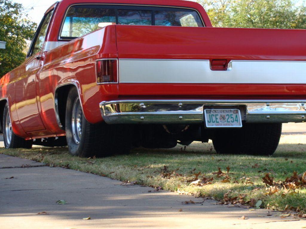 1975 c10 chevy truck