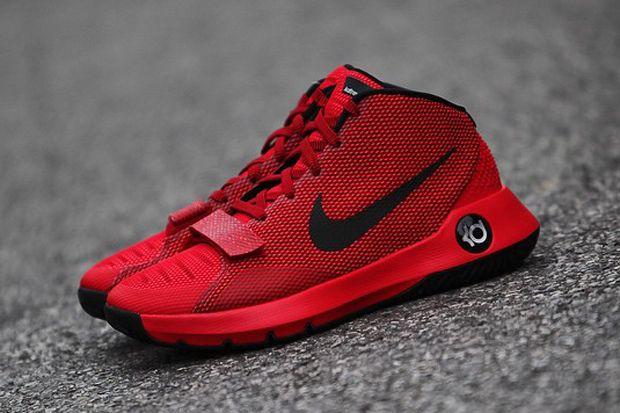 484795989691d Nike KD Trey 5 III - Red   Black - Air 23