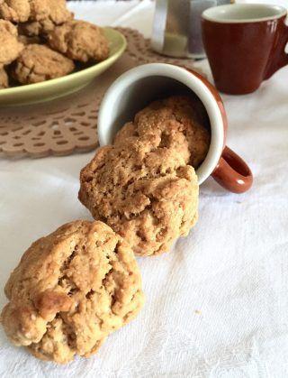 Photo of Biscotti al caffè senza uova, burro e latte – DOLCI & COCCOLE DI