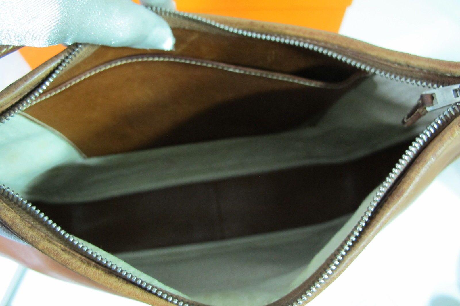 Natural Fauve Barenia Leather Trim 11 Bag 35cm PHW