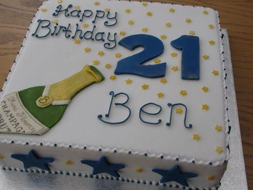 21st Birthday Cake Ideas For Men 21st Birthday Cakes Birthday