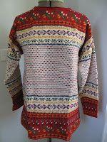 Korsnäsin paita, Suomalainen perinnetekstiili