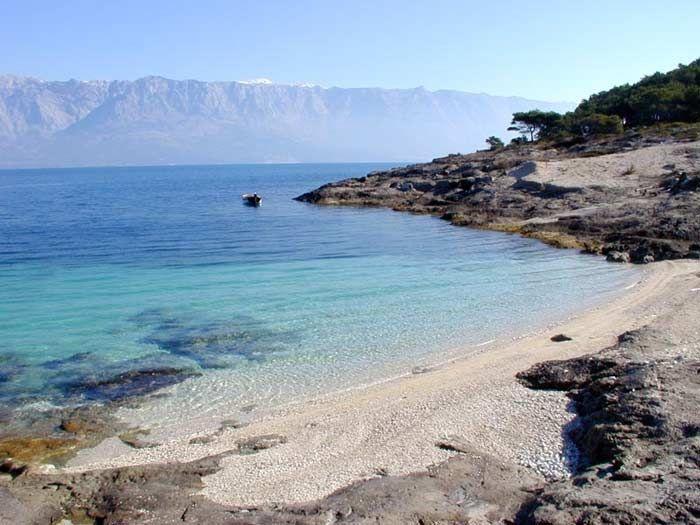 sumartin beach Croatia beach, Croatia