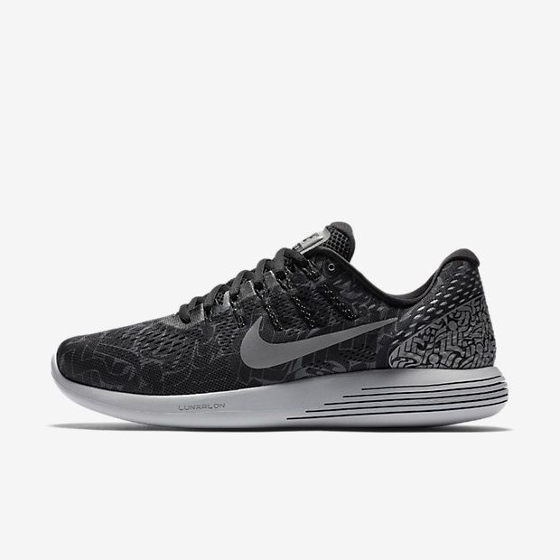 Nike Lunarglide 8 Boys Youth 6  Blue/ Grey  Sneakers.