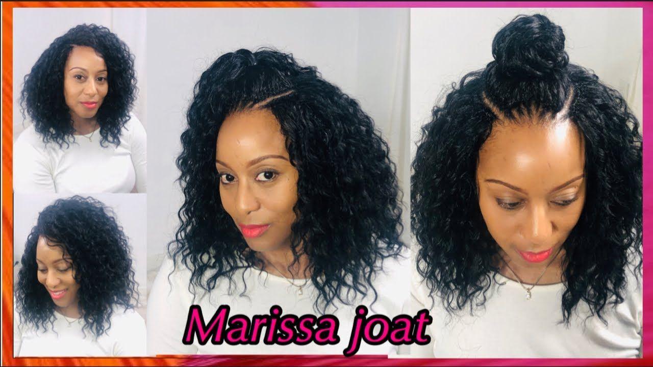 Spring 2020 Trendy Crochet Braids Hair Styles For Natural Hair In 2020 Crochet Braids Hairstyles Natural Hair Styles Hair Styles