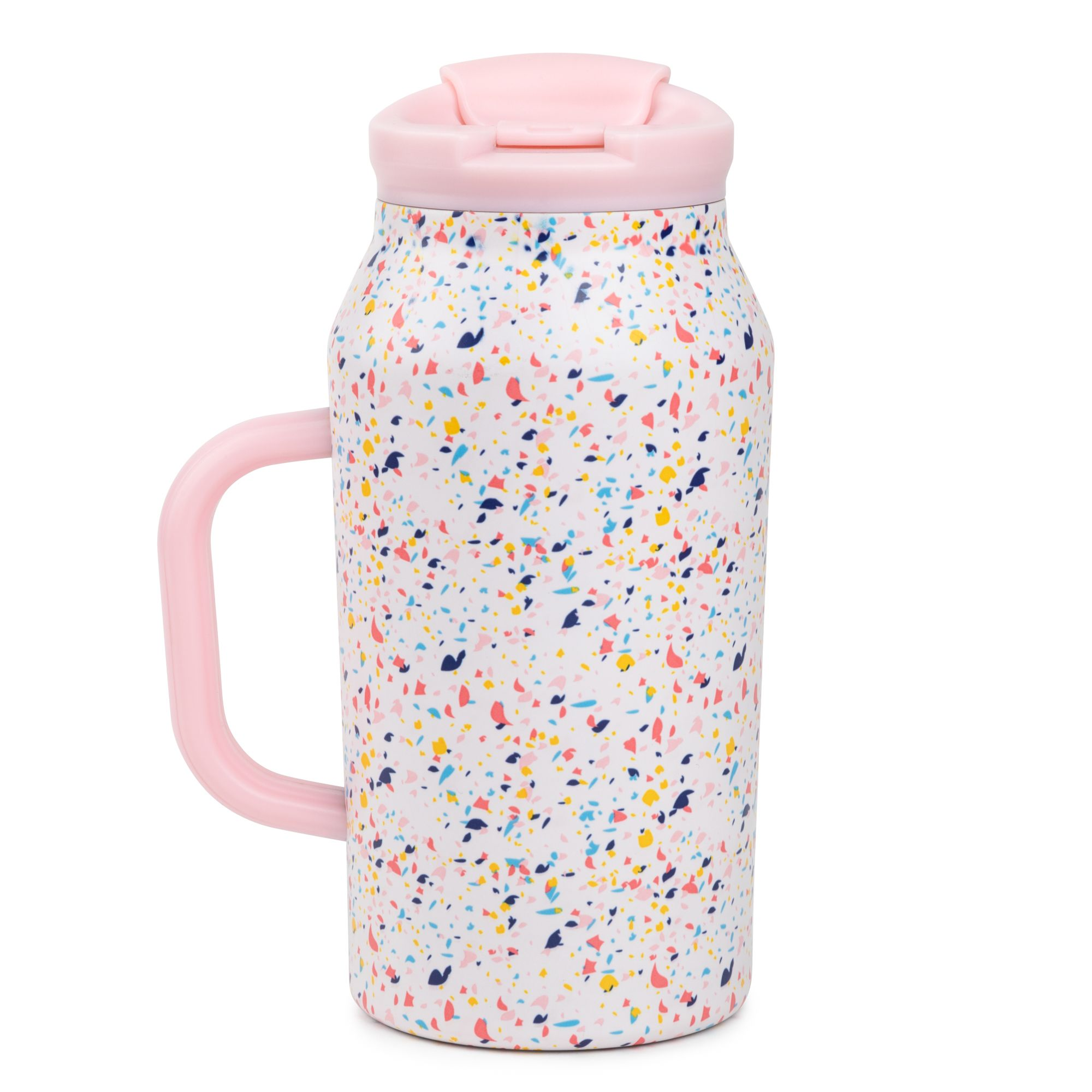 Tal 40 Ounce Confetti Stainless Steel Basin Water Bottle Walmart Com In 2020 Water Bottle Bottle Basin It is recommended that the tal water bottle be not washed in the dishwasher. tal 40 ounce confetti stainless steel