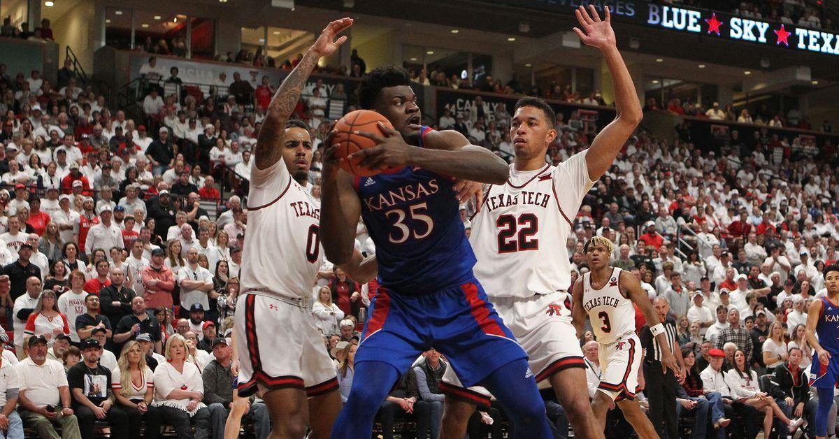NCAA males's basketball rankings Kansas holds regular at