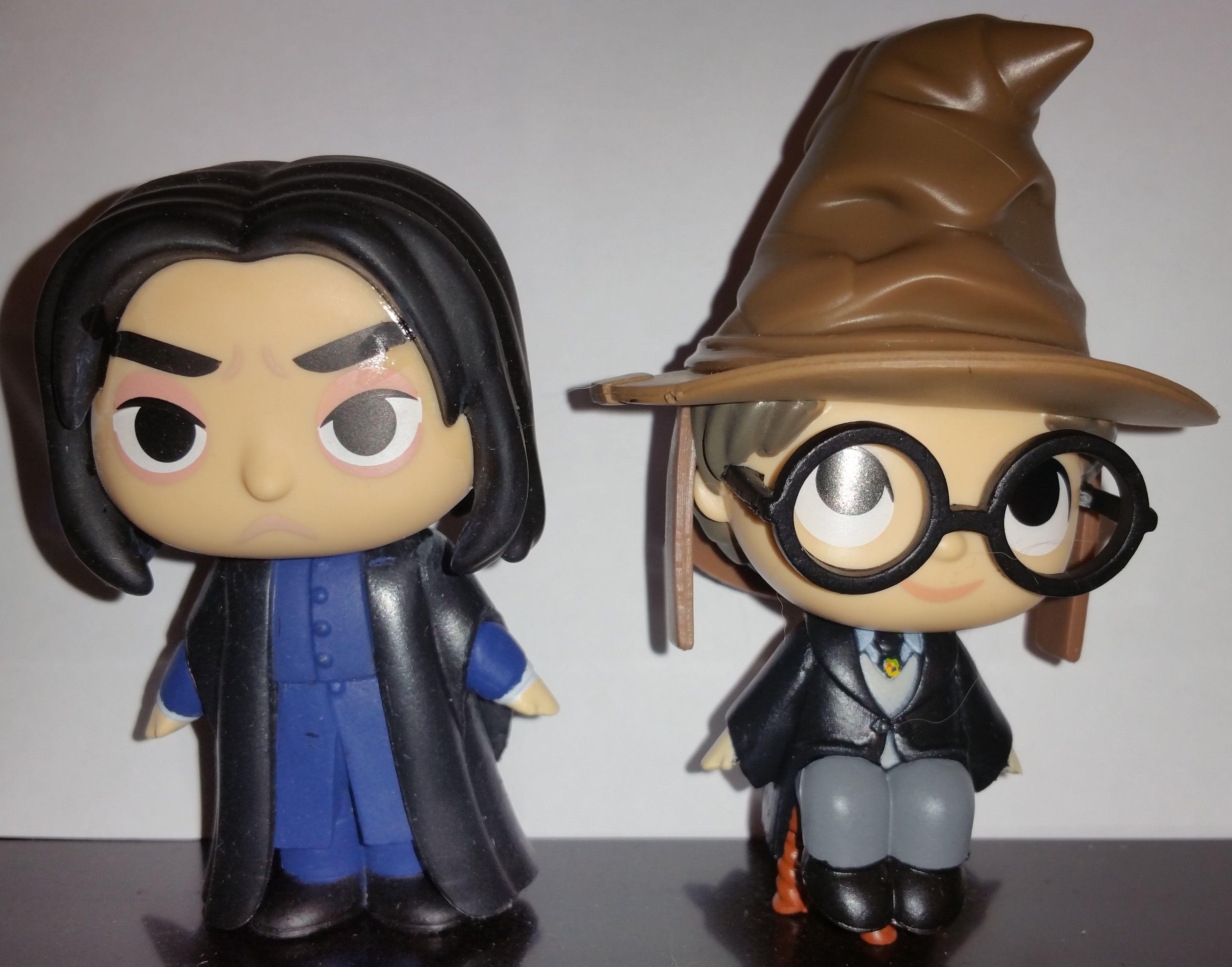 Harry Potter-Severus Rogue-Mystery Mini Funko Figurine-Série 2