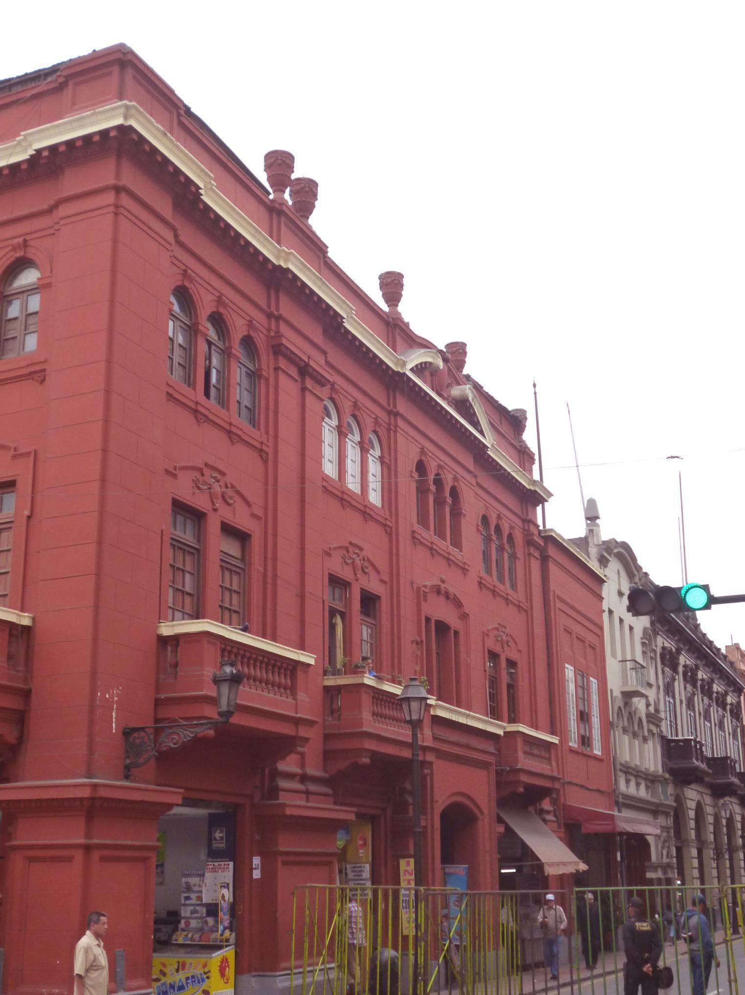 Explore historic Lima