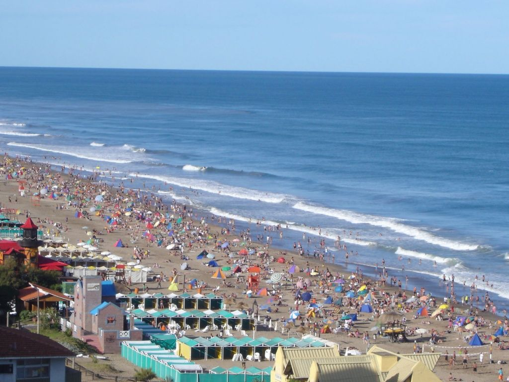 Buenos Aires Beaches Villa Ge Province Beach Click To View