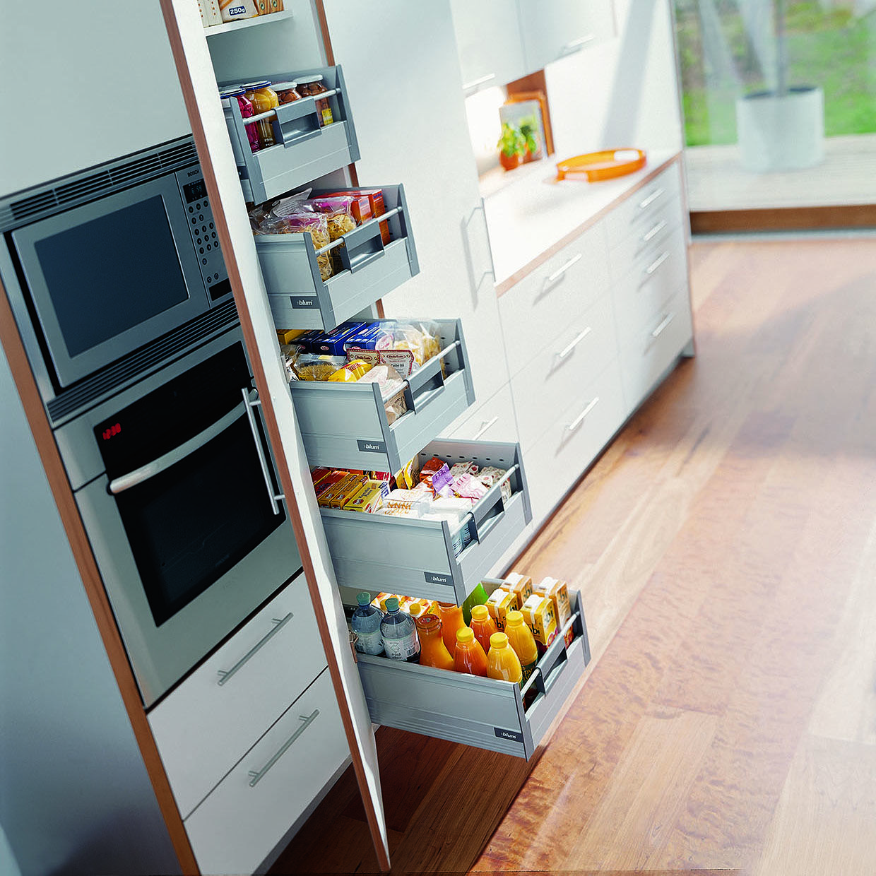 Tandembox Drawers and/or Blum drawers. Although not pictured, I\'ll ...