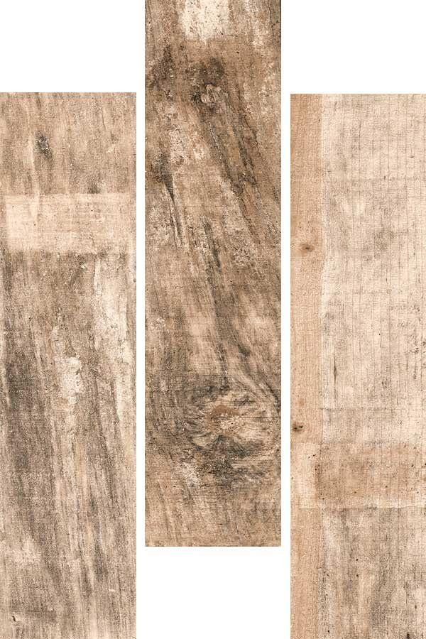 Tile Wood Look Ceramic Series Flooring