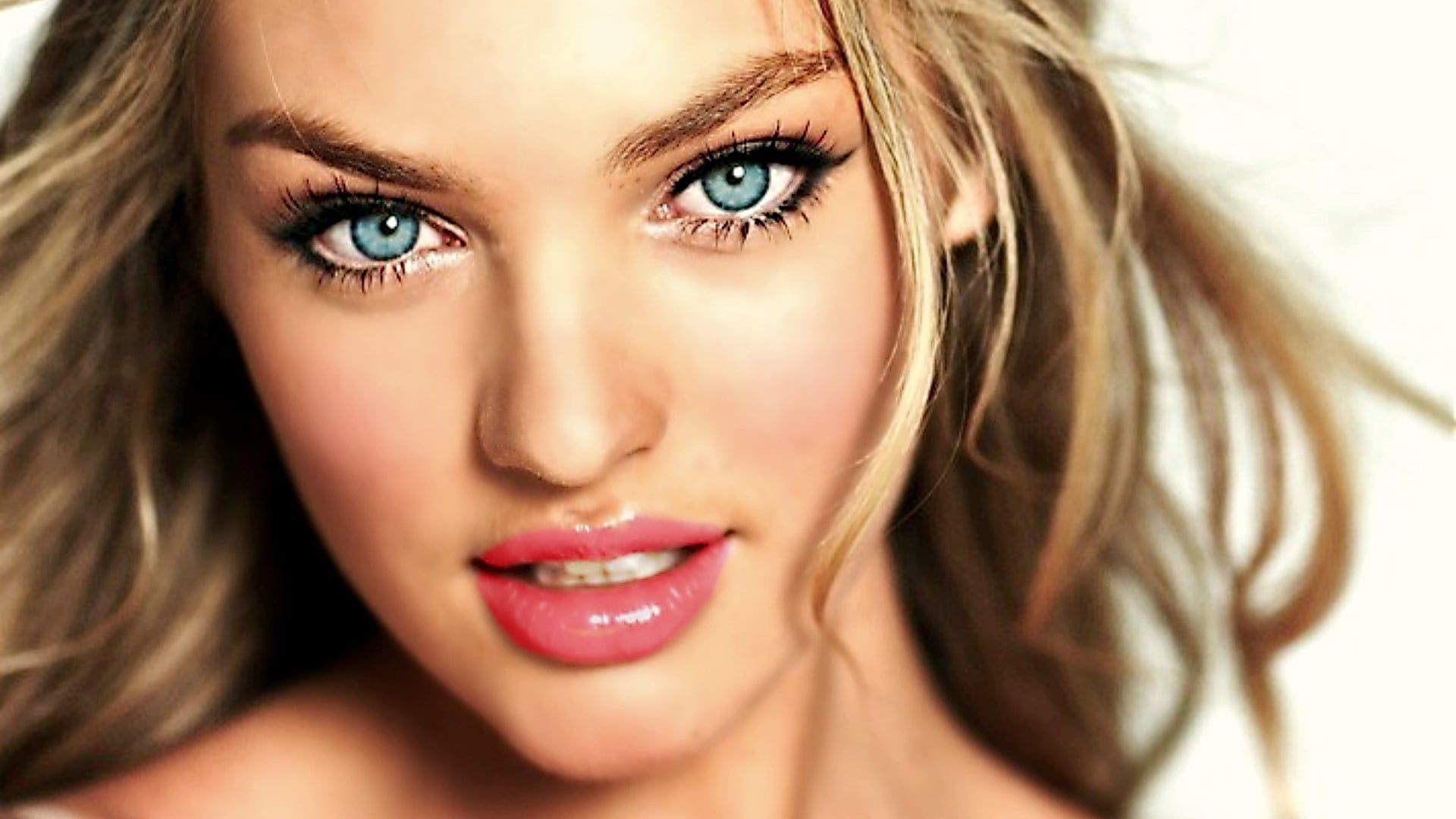 candice swanepoel celebrity faces - photo #37