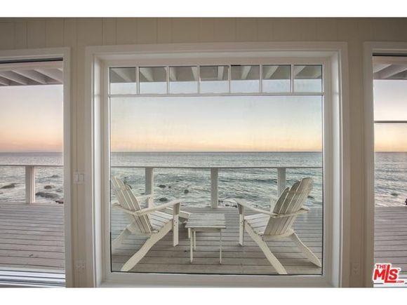 Comedian Craig Ferguson flips his Malibu beach house; is asking $7.195 million.   http://www.estately.com/listings/info/27002-malibu-cove-colony-drive--5