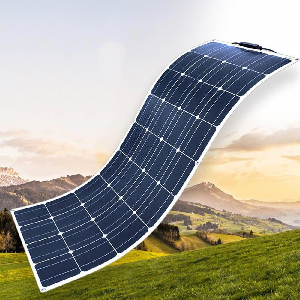 Flexible Solar Panel For Rv Yacht Motorhome Caravan Solarpanels Solarenergy Solarpower Solargener Best Solar Panels Flexible Solar Panels Solar