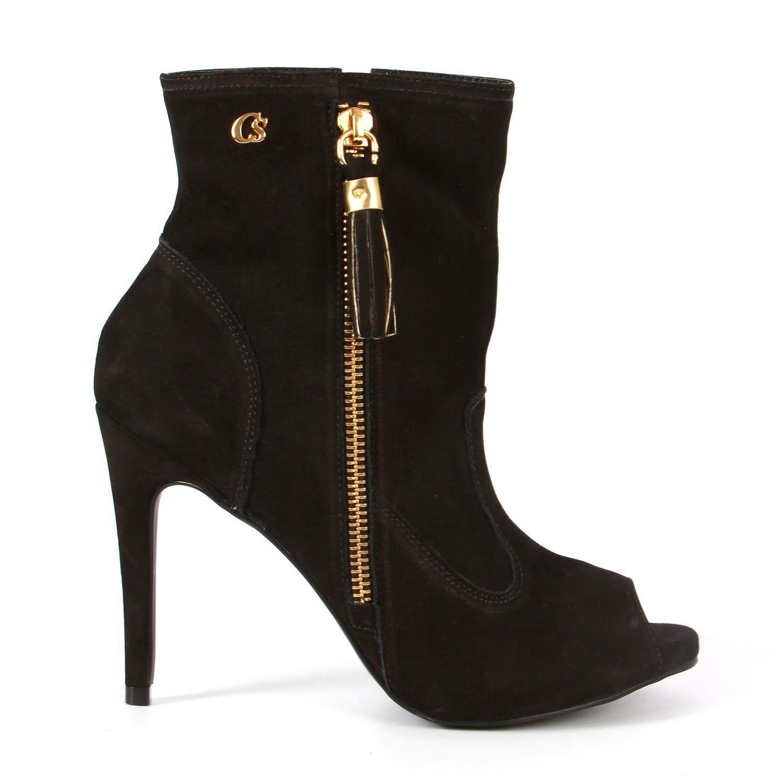 5546d8dec Open Boot Preto Carmen Steffens | Boots & Ankle Boots