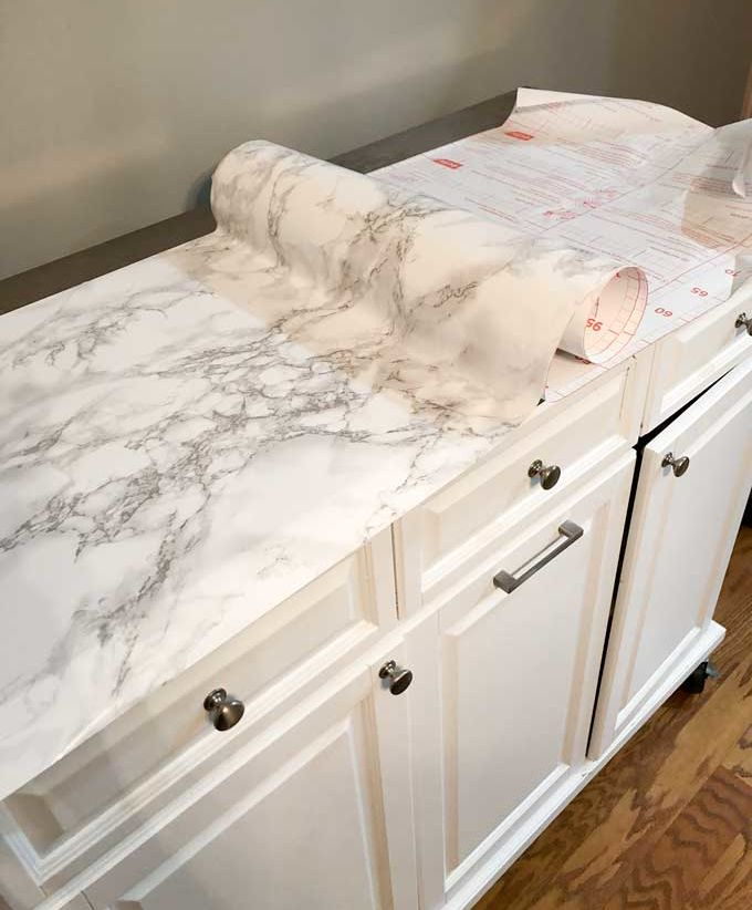 Decorating With Marble The Budget Friendly Way Diy Countertops