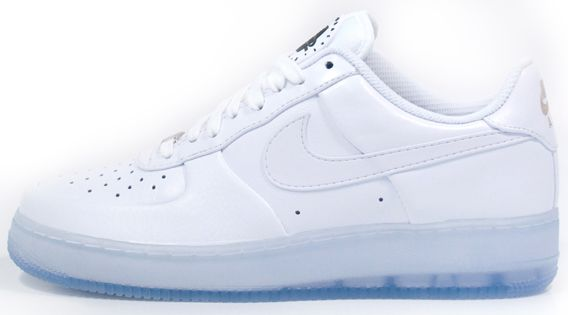 sports shoes 78bc0 bb8ae Nike air force 1 shoes clear soles  Featured Shoes Nike Air Force 1  Supreme x Huarache Sneakers