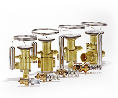 Tes 12 Thermostatic Expansion Valve Danfoss The Expanse Valve Candle Holders