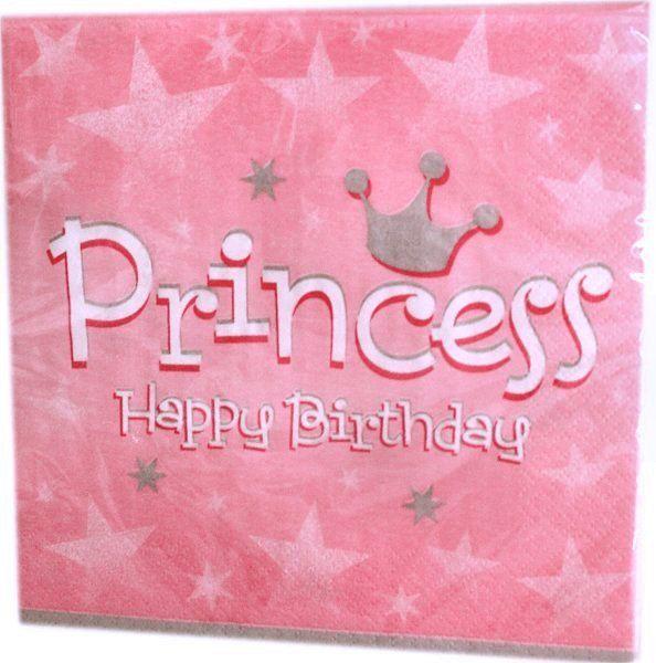 Feliz Cumpleaños Princesa - Chevere.org