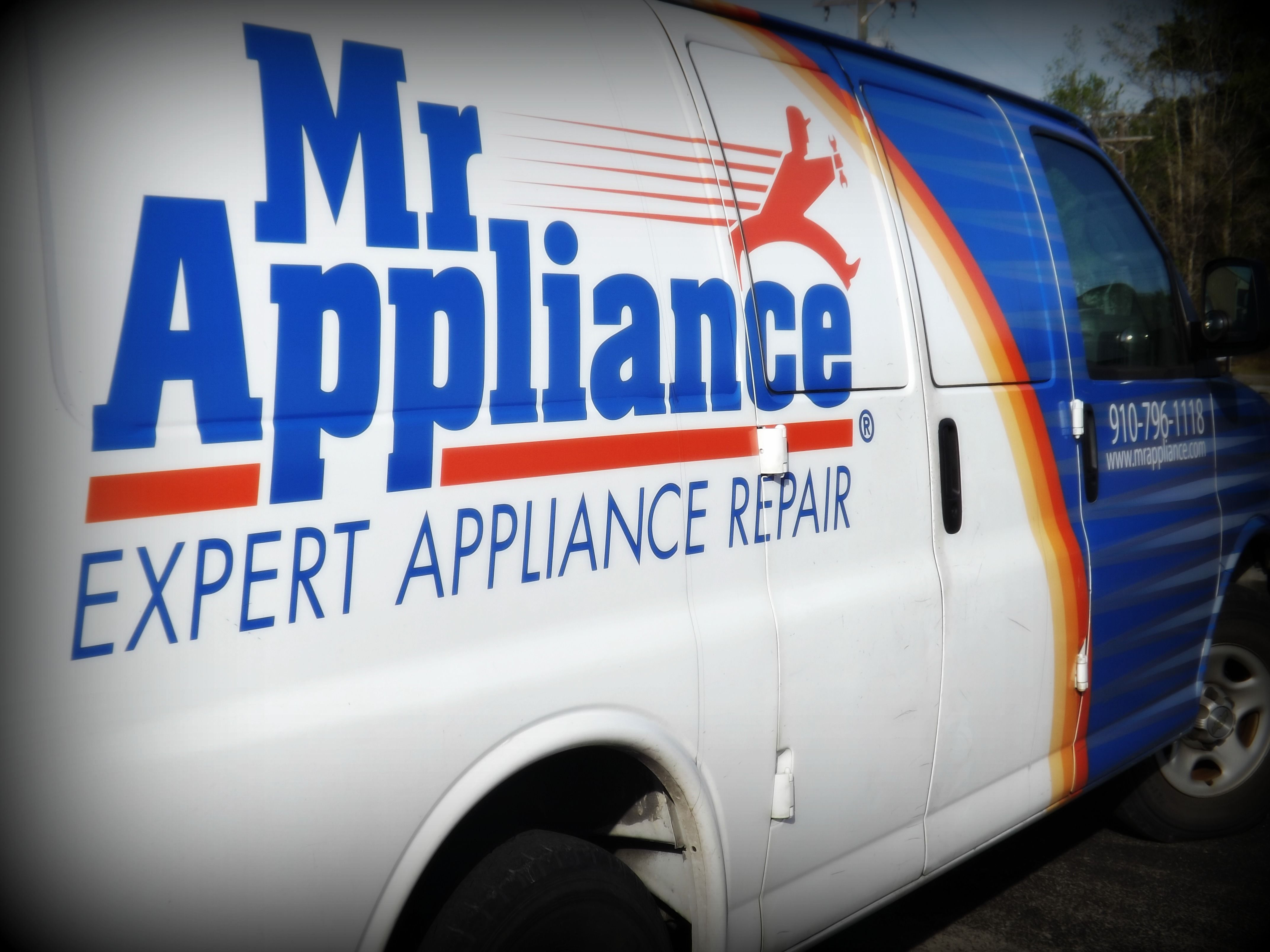 Pin by Mr Appliance of Wilmington on Appliance Service